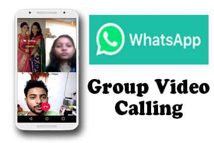 Whatsapp Group Video Call Kaise Kare