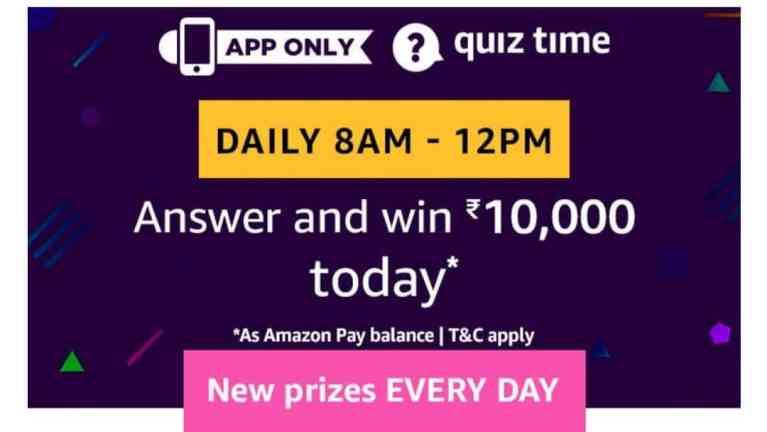 Rs.10000 Amazon Pay Balance