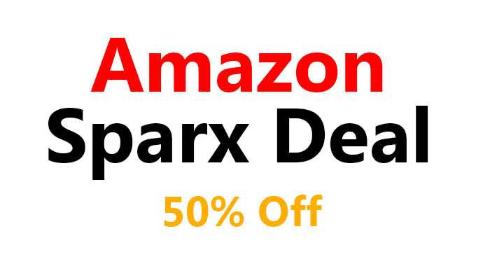 Amazon Deal Alert - Up To 50% Off on Sparx Shoes Amazon