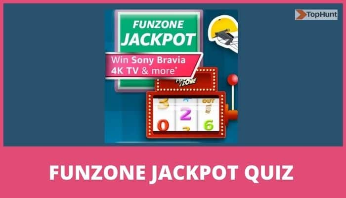 Amazon Funzone Jackpot Quiz Answers (T20 Cricket Fever) Win Sony 4k TV
