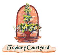 topiary courtyard logo
