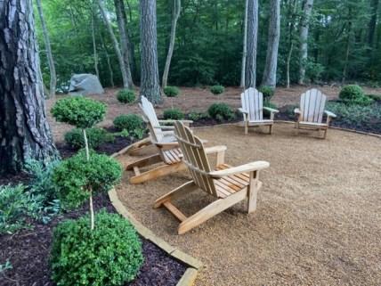 boxwood landscape design