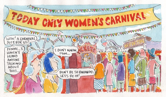 When the Menopause Carnival Comes to Town | Topic