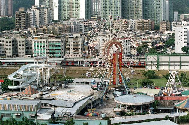 那些年我們留下歡笑的經典樂園! - 香港經濟日報 - TOPick - 文章 - 休閒 - D150522