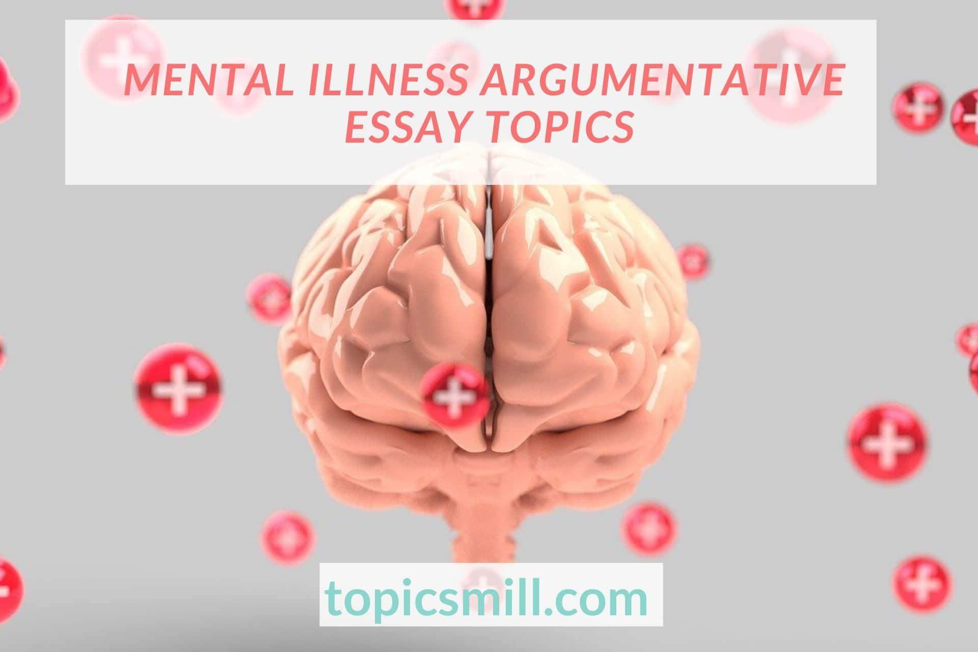 medical argumentative essay topics