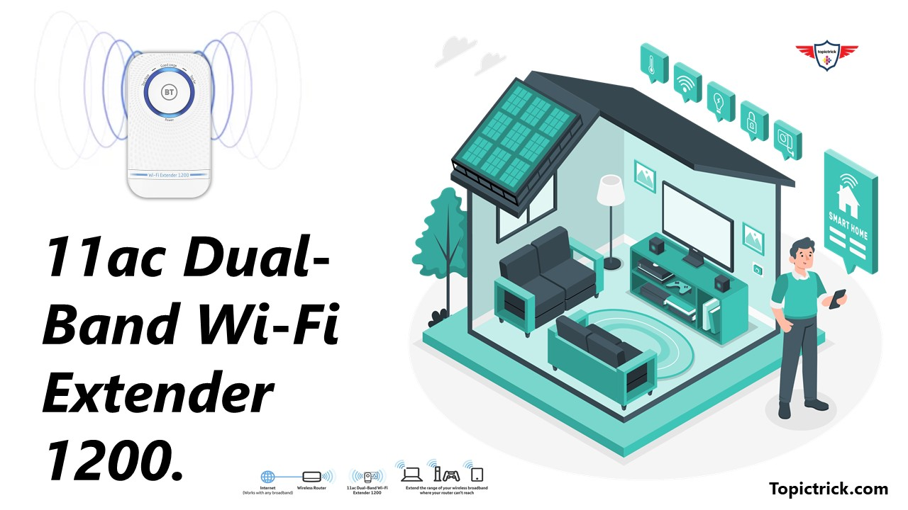 Read more about the article BT WIFI Extender 1200 Setup. Brilliant 5 steps guide.