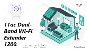 How to setup BT wifi extender 1200 using WPS method.