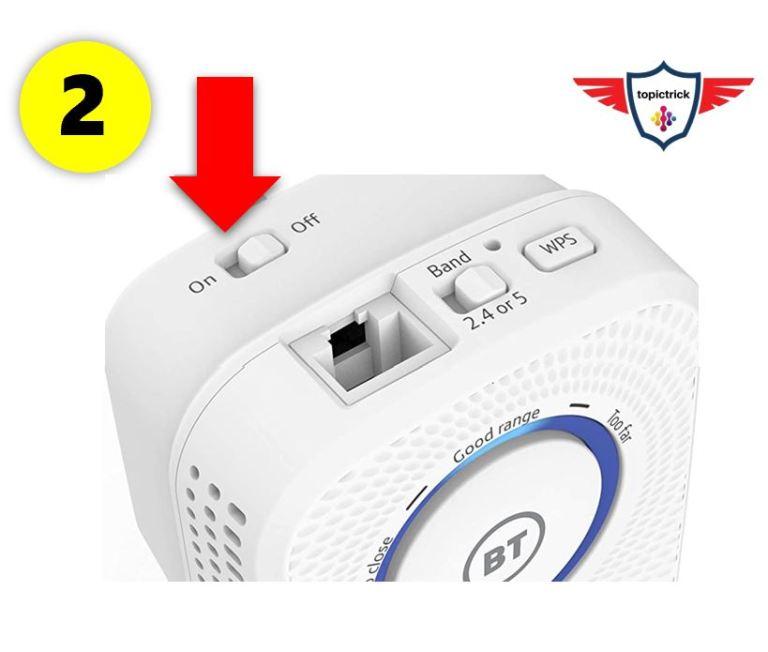11ac Dual-Band Wi-Fi Extender 1200