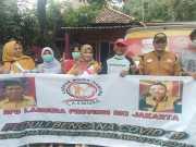 Lasmura DKI Jakarta Semprot Rumah-Rumah Warga dengan Disinfektan Anti Covid 19