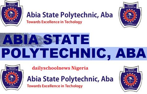 Abia poly HND Admission Form