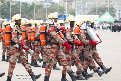 Ghana National Fire Service Recruitment