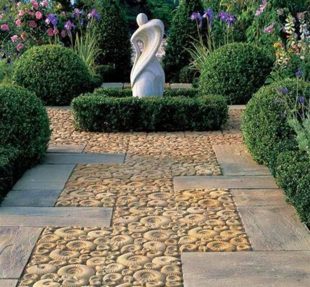 12 Ideas For The Garden Floor Design That Will Take Your Breathe
