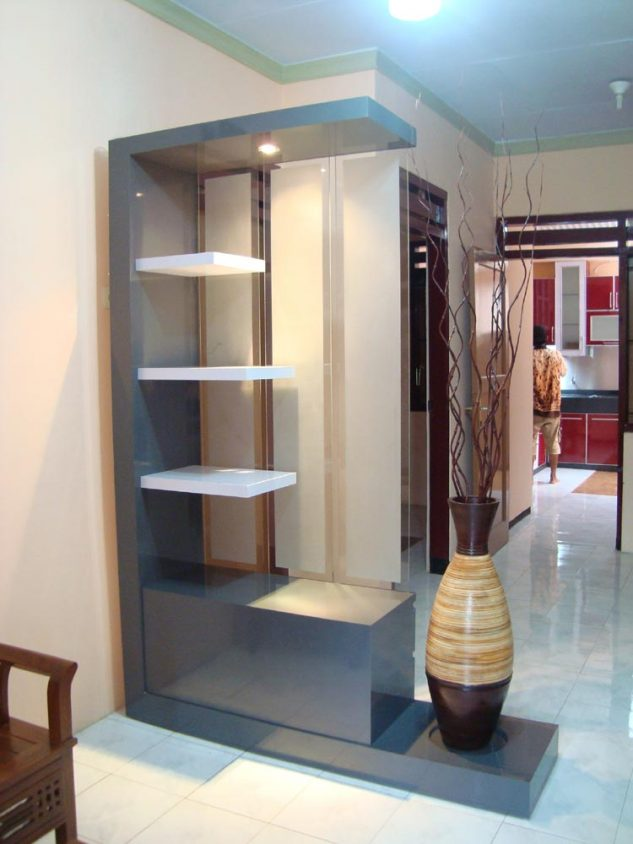 14 Amazing Shelving Units Used as a Room Divider  Amazing