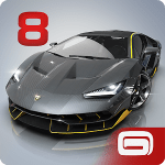 asphalt 8 racing game drive drift at real speed