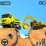 Grand Snow Excavator Simulator