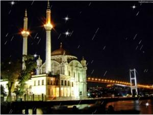 image of istanbul rain screensavers