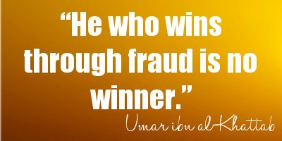 umar quotes by topislamic.com