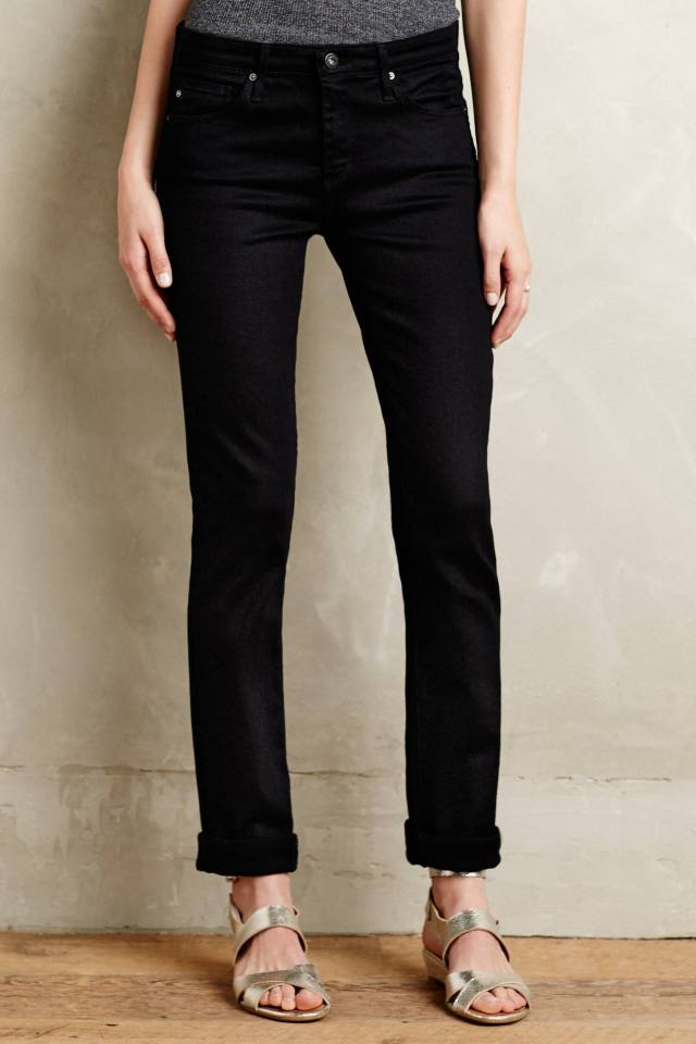 Harper Straight-Leg Jeans by AG