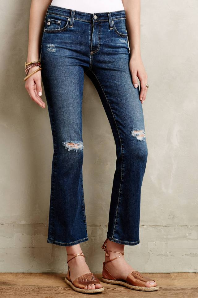 Stacy Flare Jeans by AG