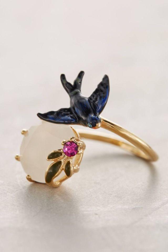 Avifauna Ring by Les Nereides