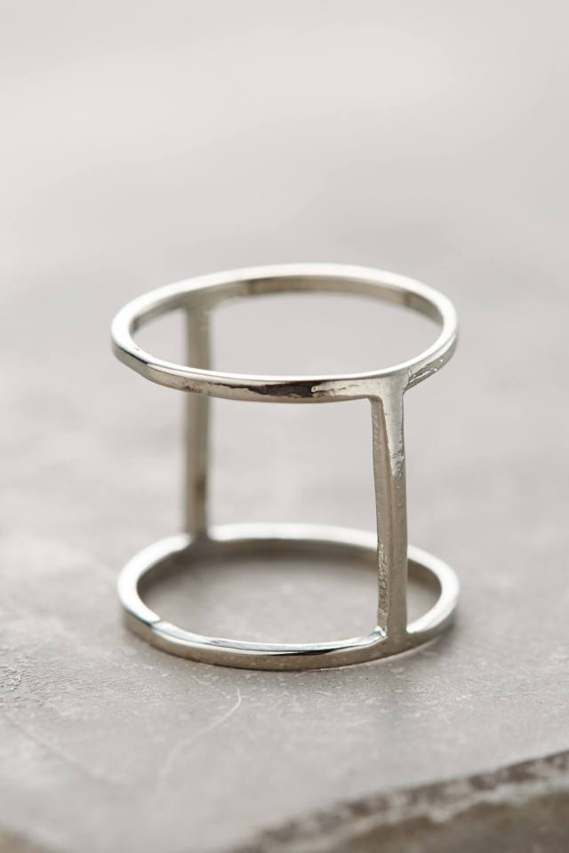Barrel Ring by Shashi