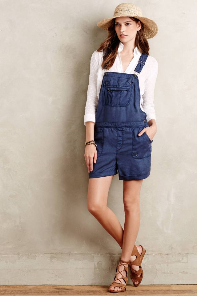 Brela Chambray Overalls by Marrakech