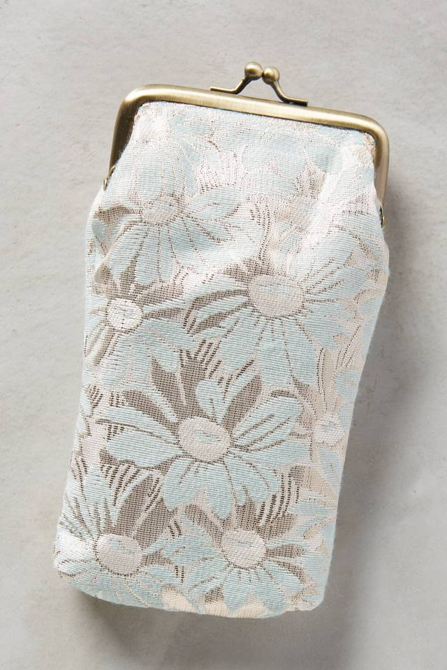 Brocade Eyeglass Pouch by Miss Albright