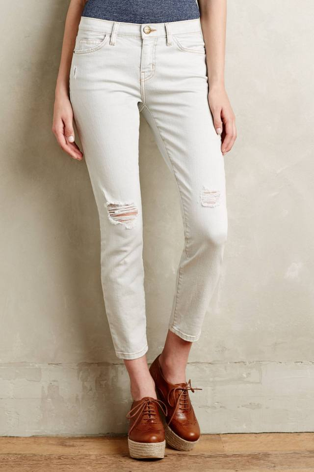 Stiletto Destroy Jeans by Current/Elliott