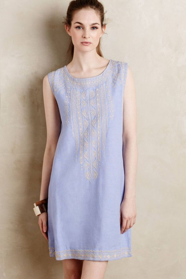 Embroidered Cinta Tunic by Holding Horses