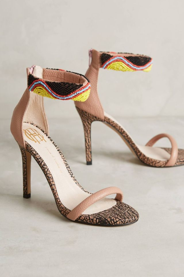 Vanessa Heels by House of Harlow