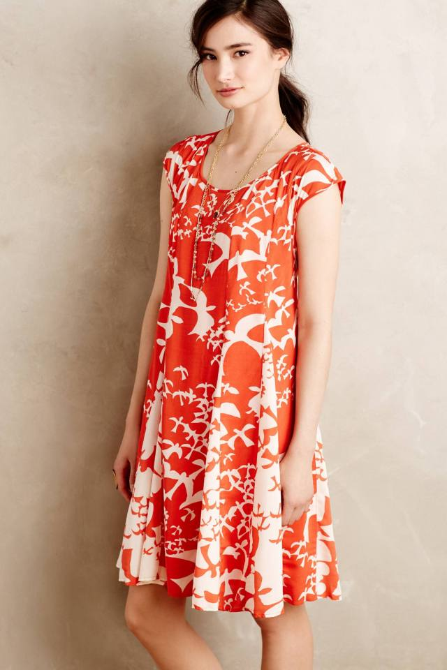 Indiga Swing Dress by Maeve