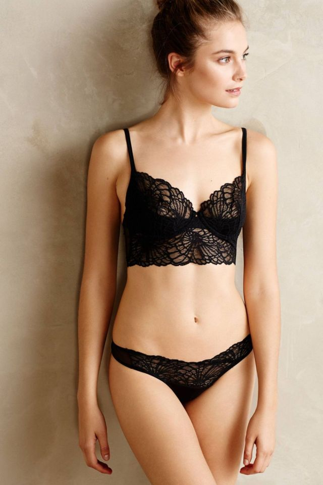 Bardot Ivoire Long-Line Bra by Josie by Natori
