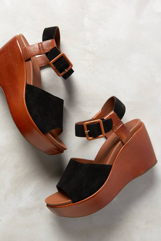 Keirn Wedges by Kork Ease