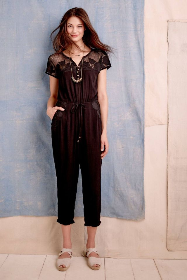 Laced Ravanna Jumpsuit by Lilka