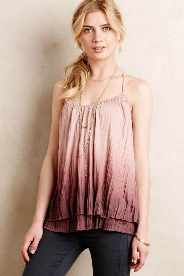 Layered Ombre Camisole by Akemi + Kim