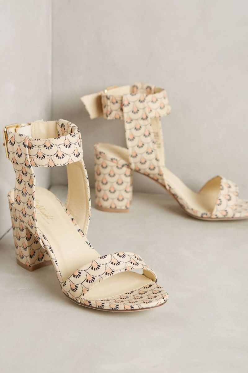 Anthropologie's New Arrivals: Sandals