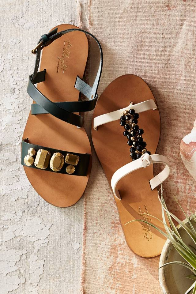 Sunstone Sandals by Miss Albright