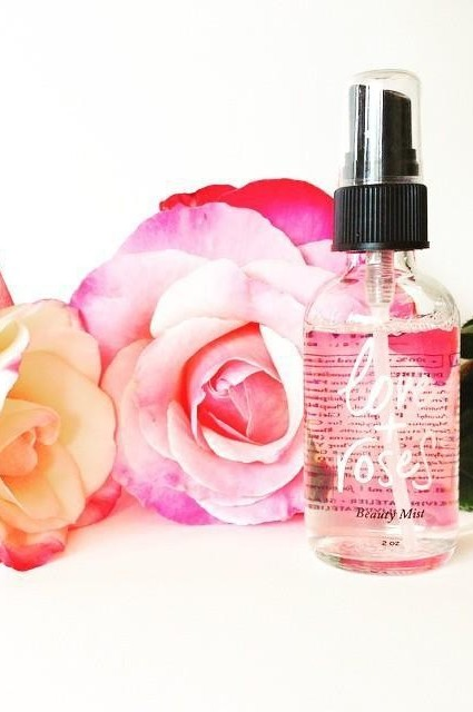 Love + Roses Beauty Mist by Olivine Atelier