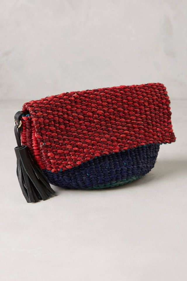 Paga Tassel Pouch by AAKS