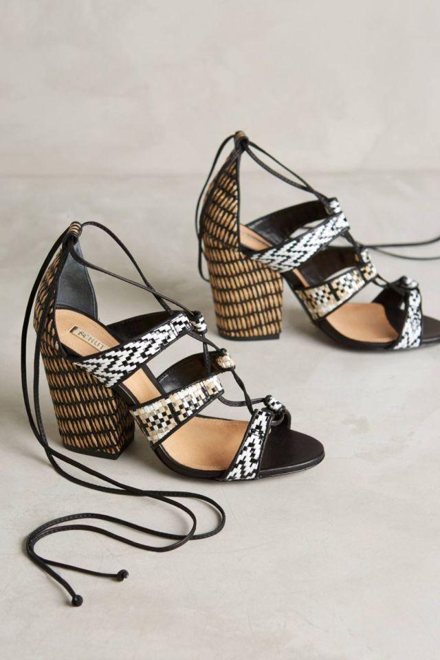 Evanuza Heels by Schutz