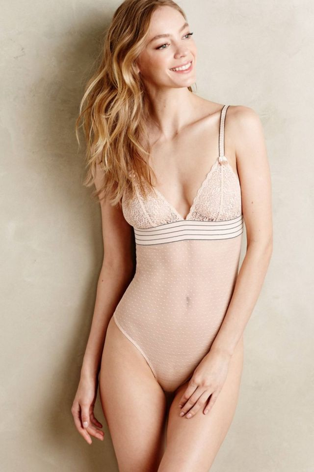 Millie Bodysuit by Stella McCartney