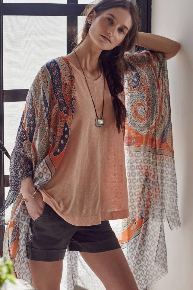 Sunlit Kimono by Subtle Luxury