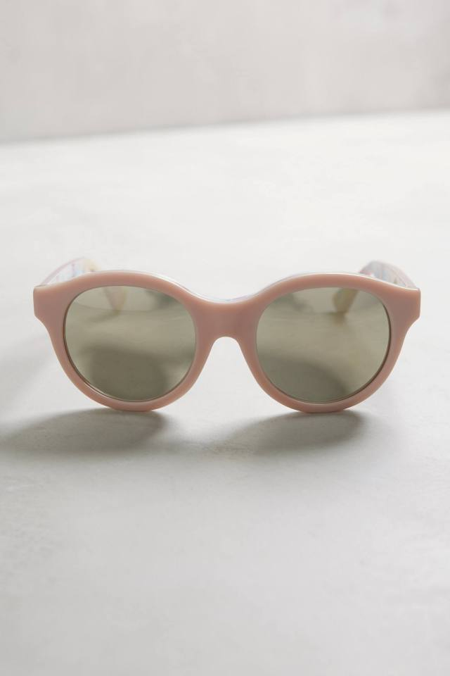 Mona Ferragosto Sunglasses by Super by Retrosuperfuture