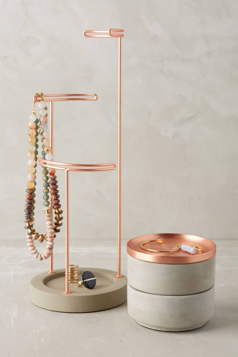 Anthropologie's New Arrivals: Organizing & Storage