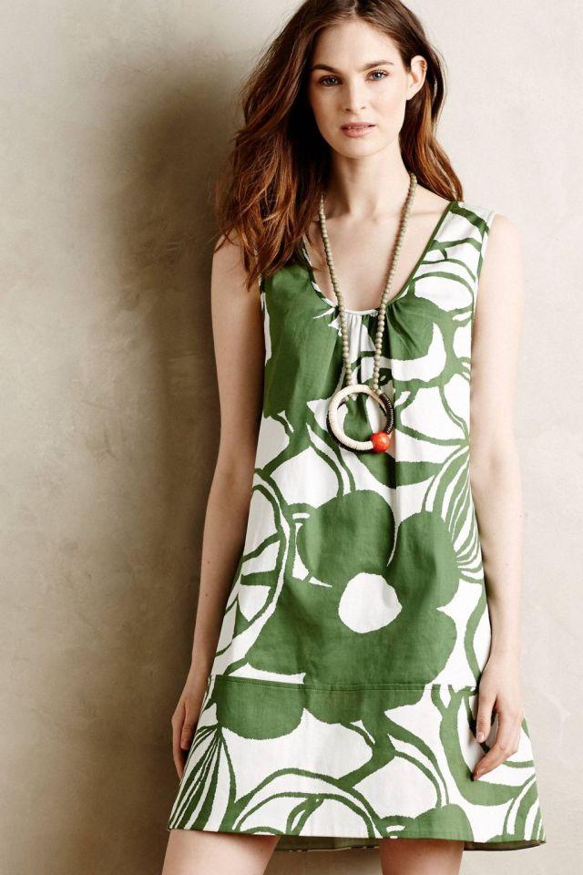 Verdant Garden Mini Dress by WHIT Two