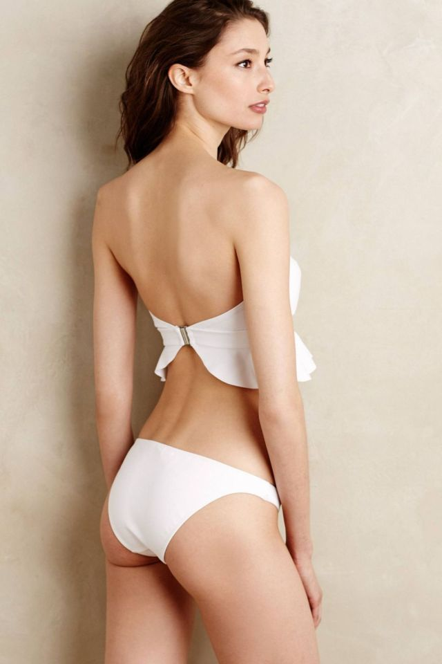 Anais Frill Bikini by Zimmermann