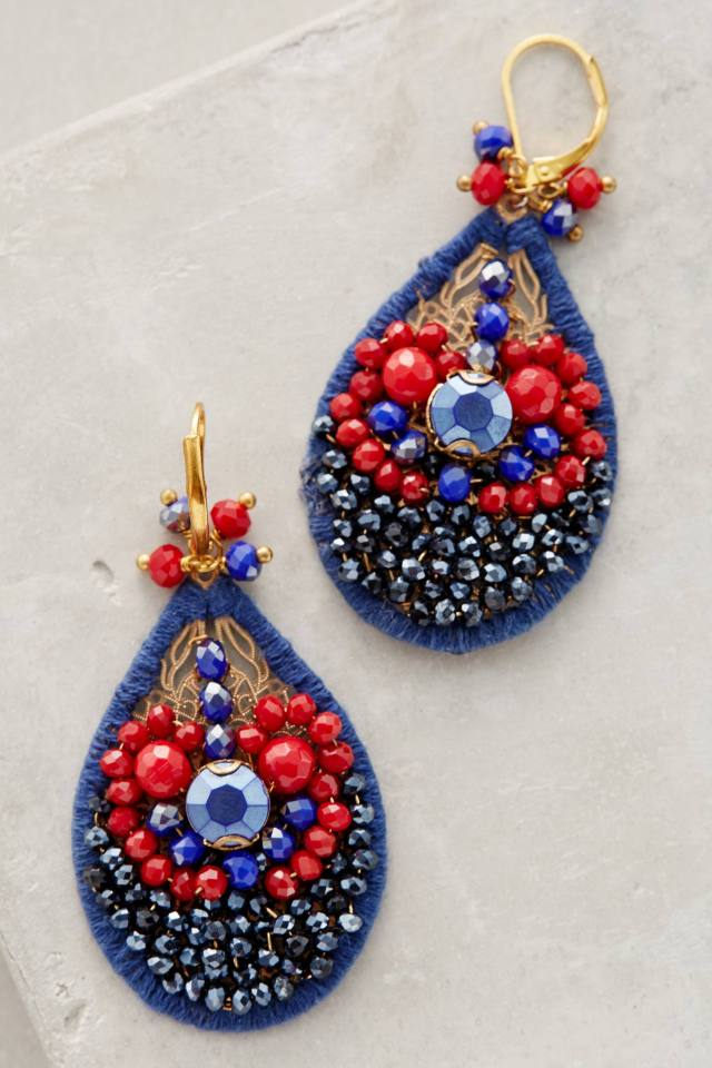 Balneario Earrings