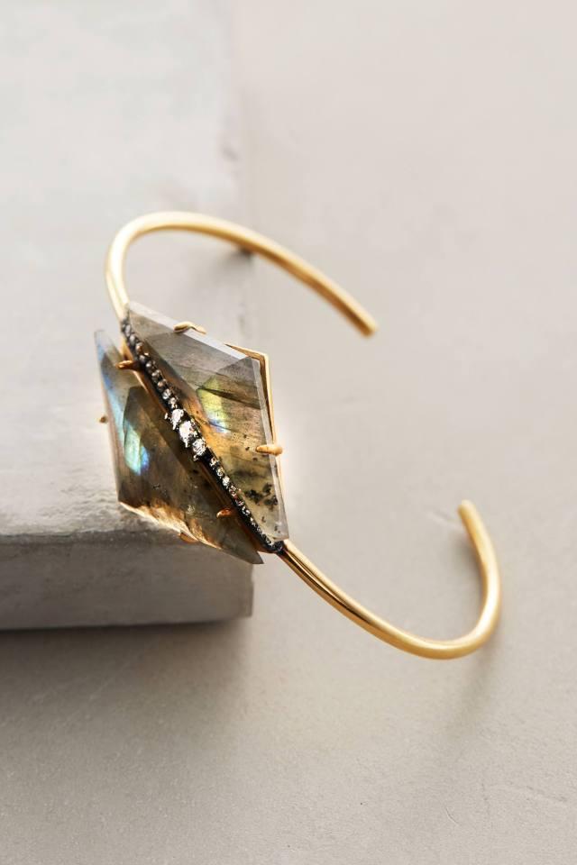 Blazed Arrow Cuff by Indulgems