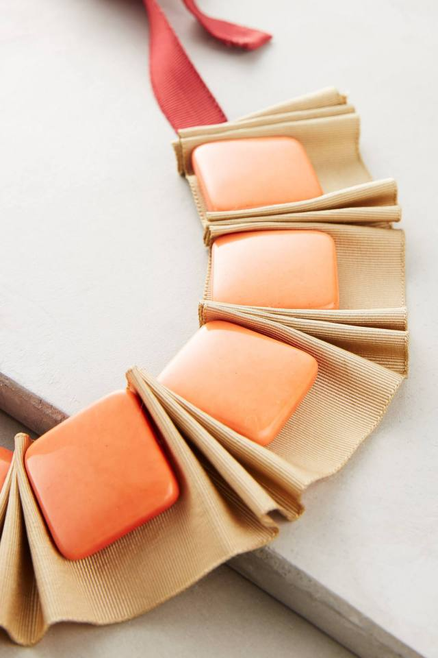 Carambola Collar by Papiroga