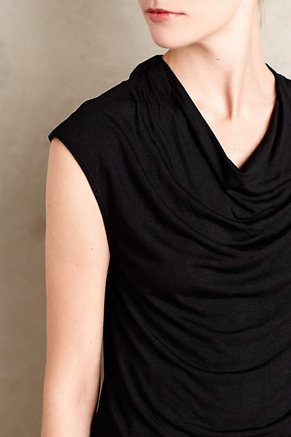 Cowled Jersey Tank by Meadow Rue